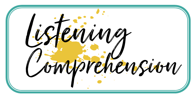 Listening Comprehension