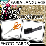 Early Language PHOTO CARDS Mega Bundle