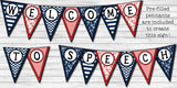 Speech Therapy Decor: Nautical Speech Room Decor The Elementary SLP Materials Shop