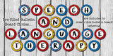 Speech Therapy Decor: Superhero Speech Room Decor The Elementary SLP Materials Shop