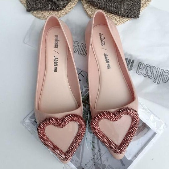 Jelly Heart shoes