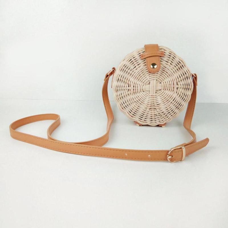 Bamboo Straw bag - Fashionablebrat