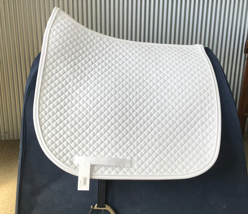 Pirouette Dressage Saddle Cloth Small Diamonds - Full