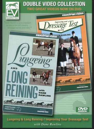 Improving Your Dressage Test/Lungeing & Long Reining with Dane Rawlins