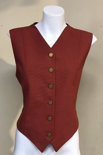 Ascot Outfitters Show Vest/Waistcoat