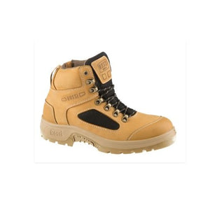 Rossi 745 Ridge Wheat Safety Boot - Mens Sz 8 ONLY