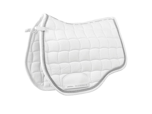 WEATHERBEETA PERFORMANCE EURO SHAPED DRESSAGE SADDLE PAD