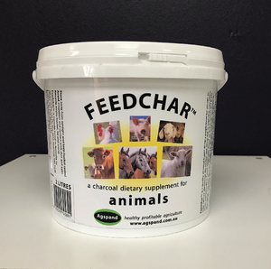 Feedchar - charcoal dietary supplement