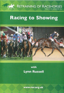 Racing to Showing - Retraining of Racehorses wiht Lynn Russell