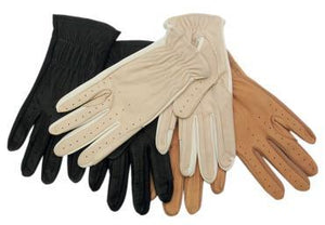 Cant-a Leather Show Glove Black XXS