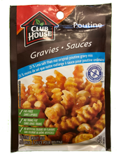 Club House Poutine Gravy with 25% less salt