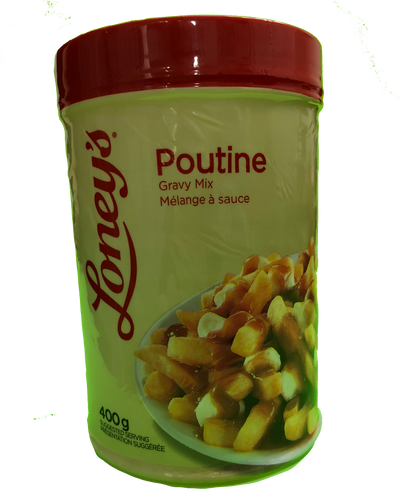 Loney's Poutine Gravy Mix