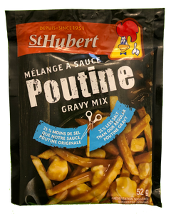 St-Hubert Poutine Gravy with 25% less salt