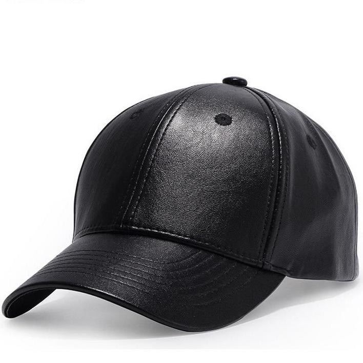Leather | Baseball Cap