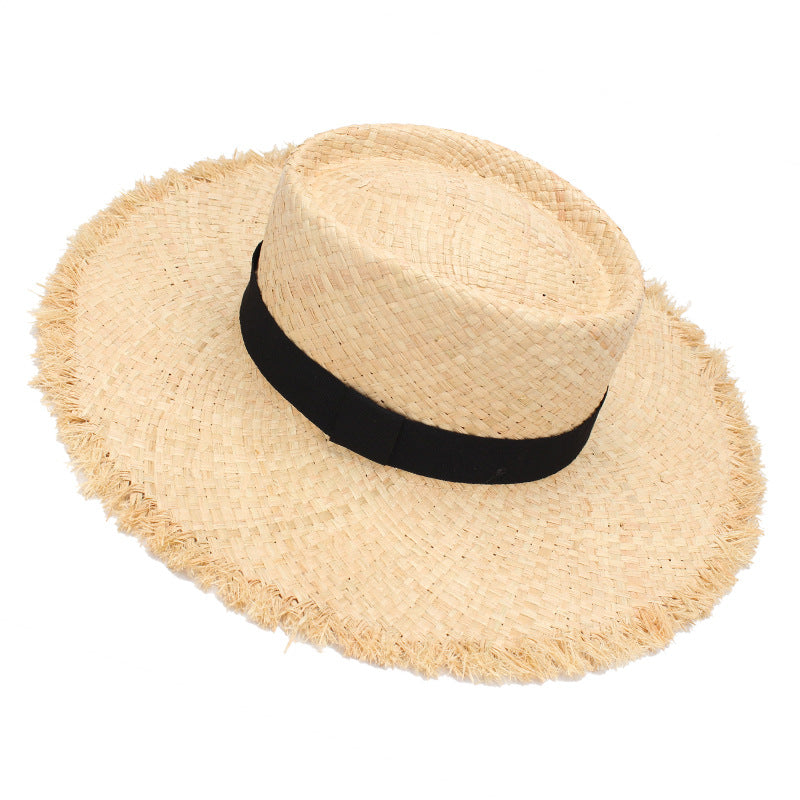 Wide Brim | Straw Summer Hat