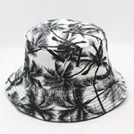Coconut Tree | Reversible Bucket Hat