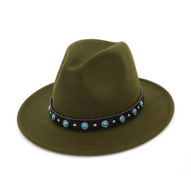 Wool | Fedora Hat