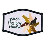Black History Month 'UNITE' -Face Mask