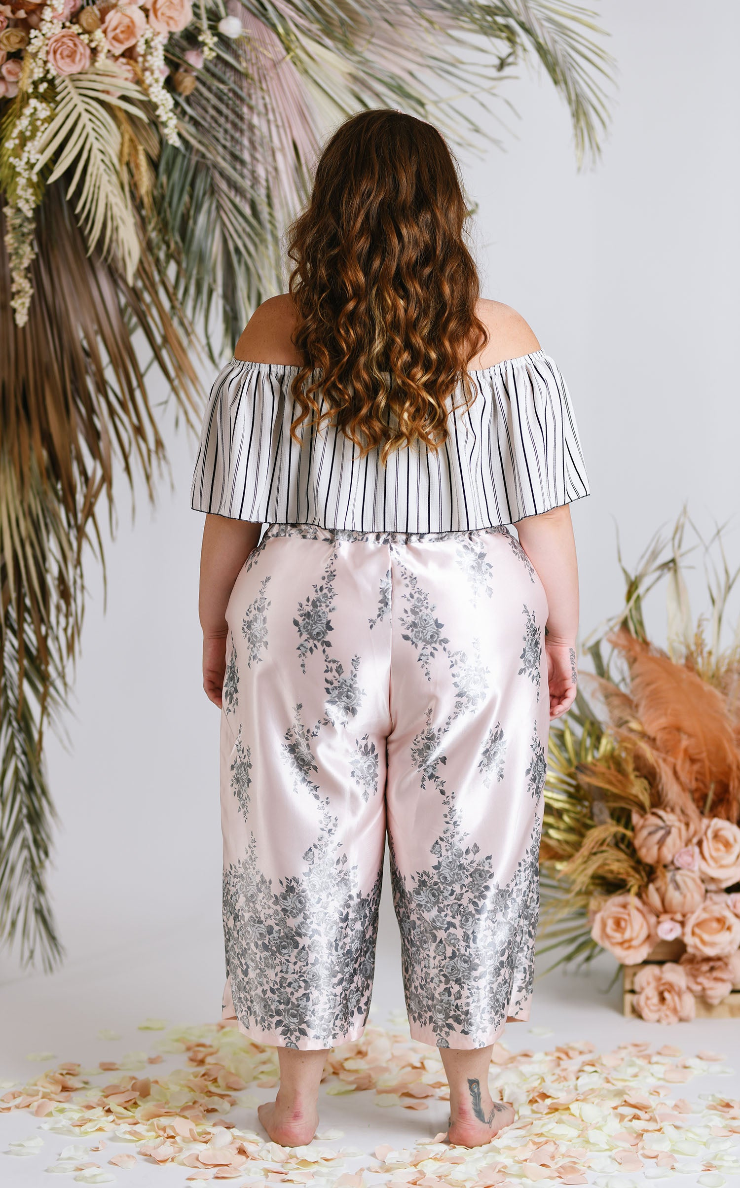 Bianca Satin Pants