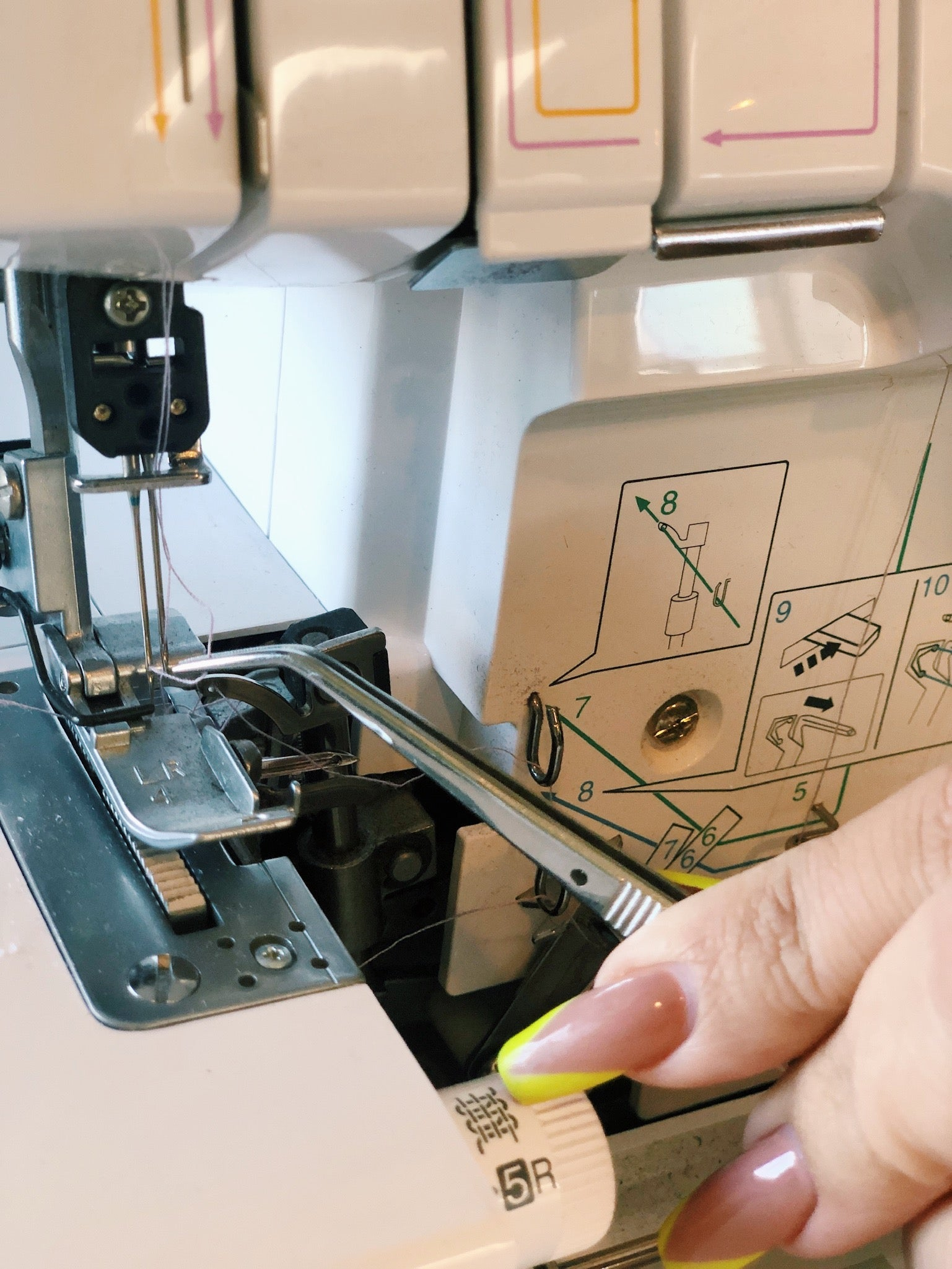 Learn How to Sew Knits Using a Serger - October 20th,  November 17th and January 19th