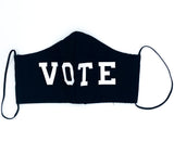 "The ""VOTE"" Mask in Black- Now in 3 Different Styles"