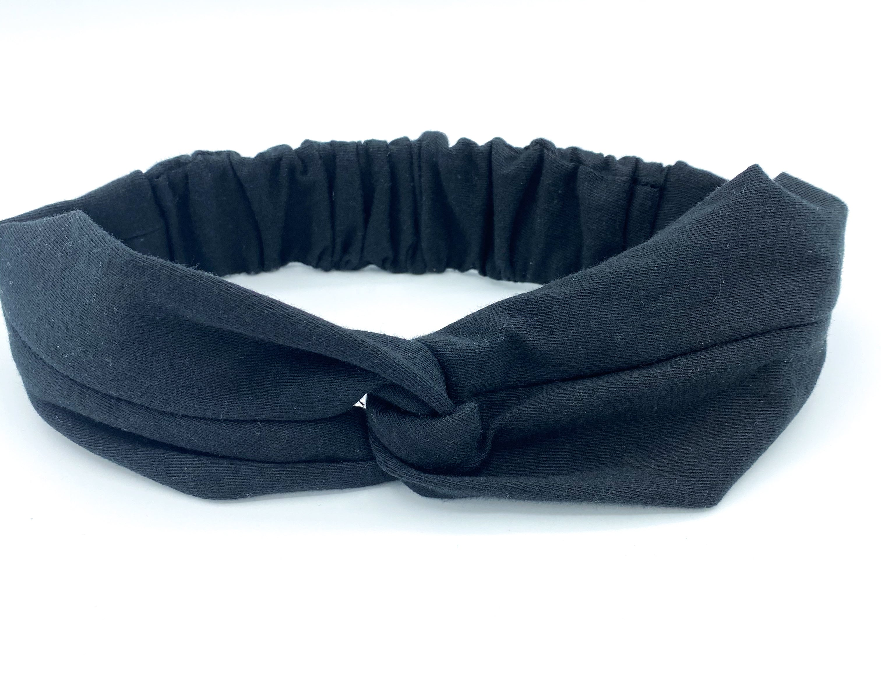 NEW Basic Black Mask Headband
