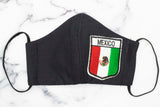 ¡Mexico! Patched Face Mask