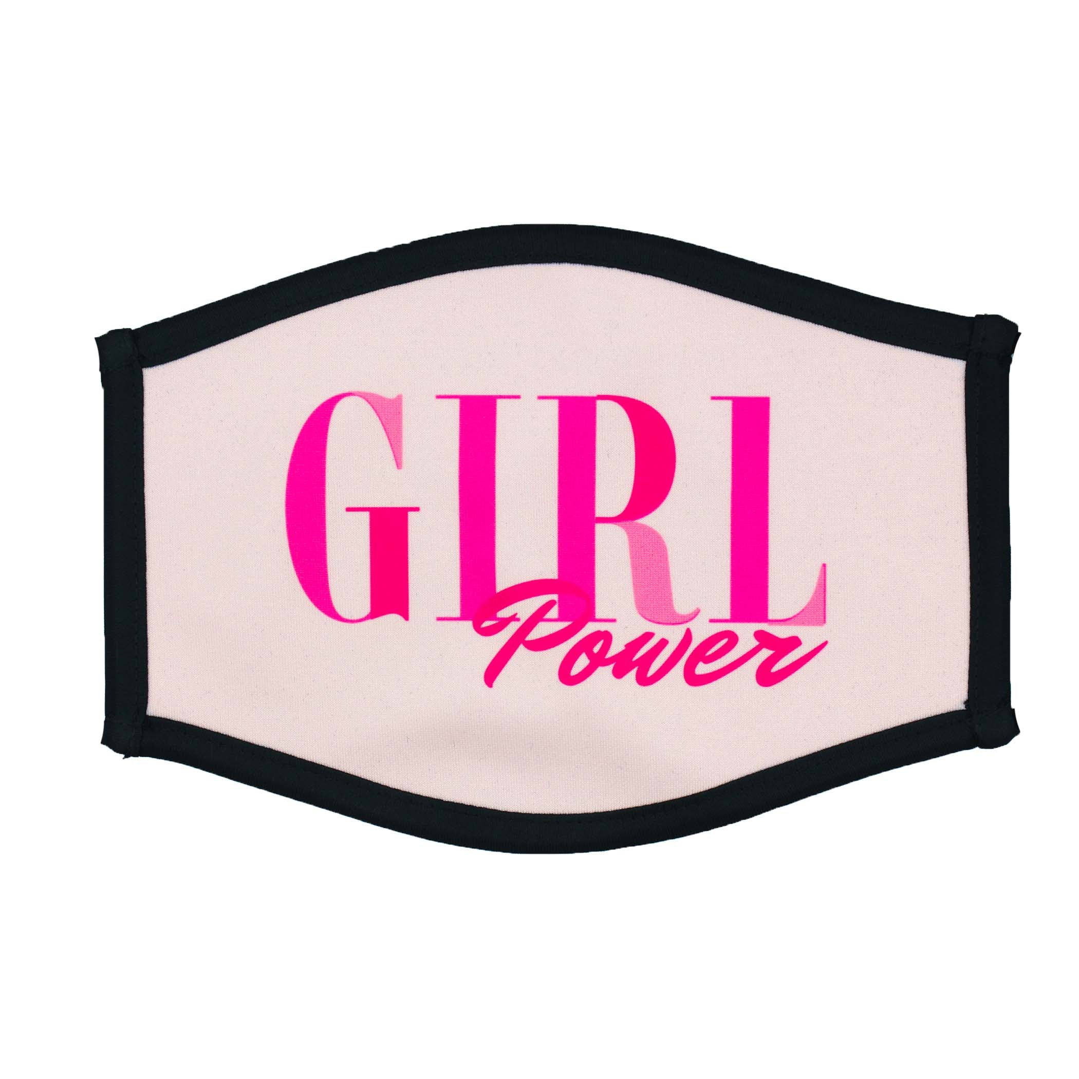 "NEW--THE ""GIRL POWER"" FACE MASK"