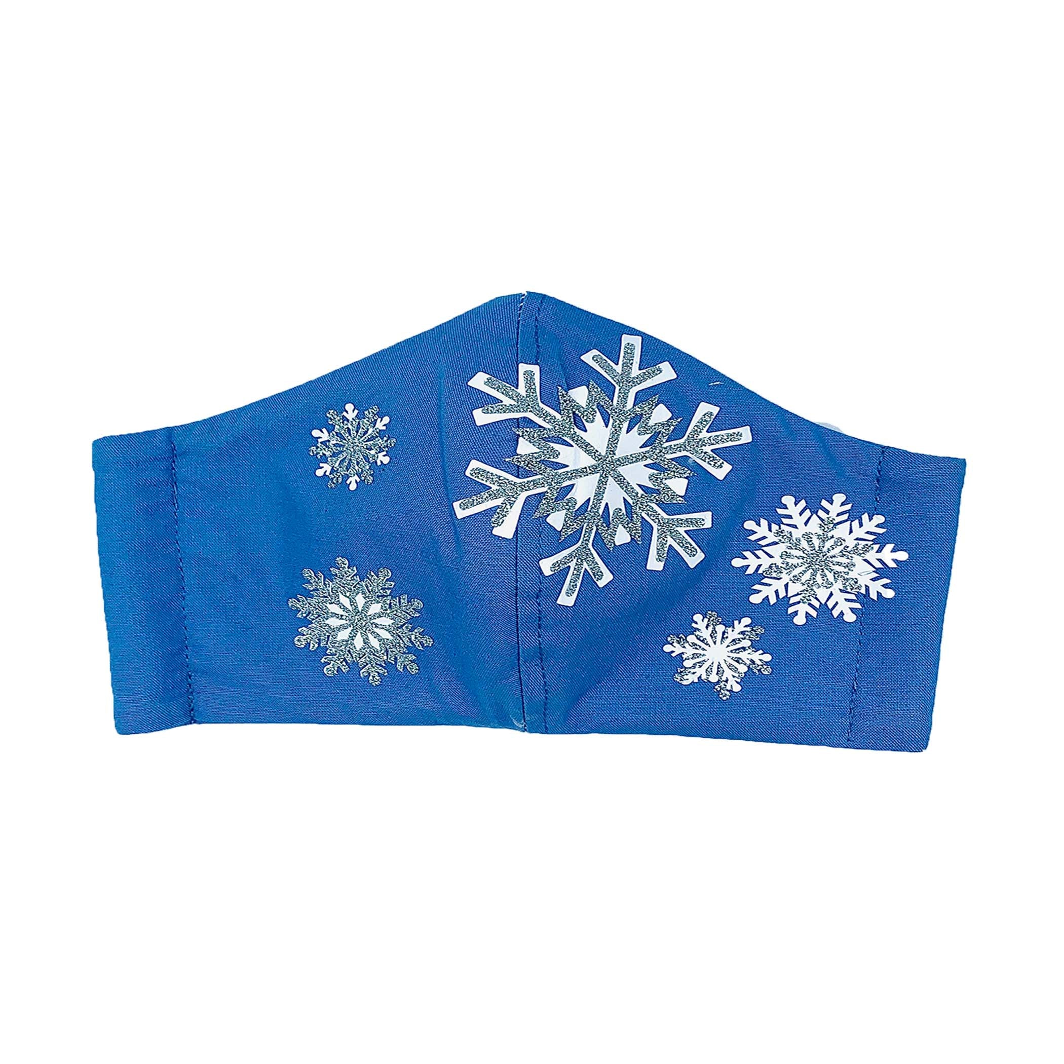 The Sparkling Glittery Snowflake (Adult and Kids)
