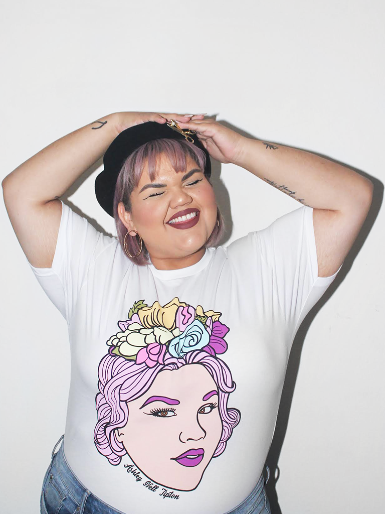 Ashley Nell Tipton T Shirt