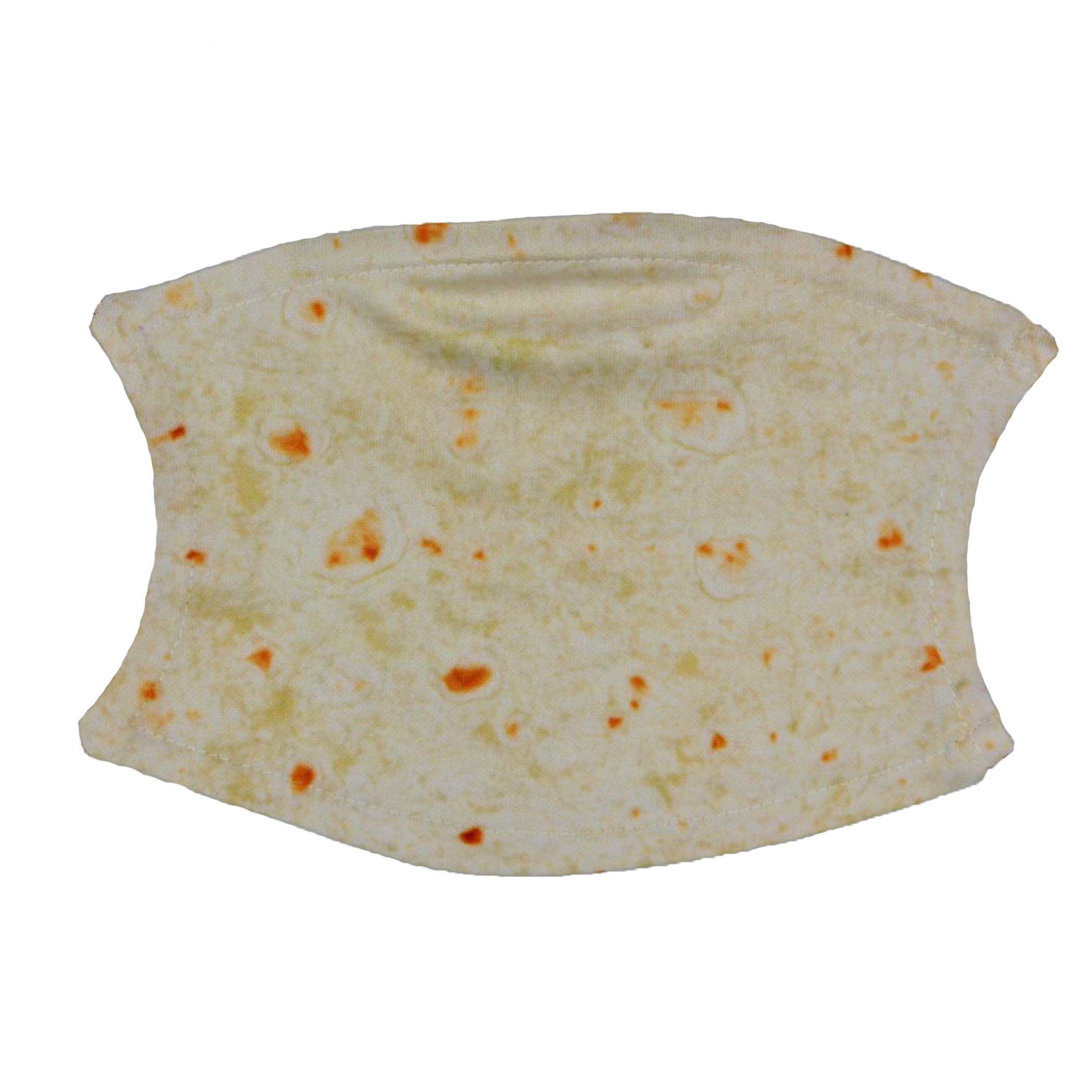 THE TORTILLA MASK