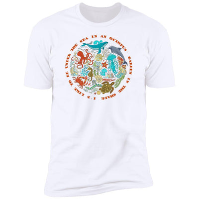Octopus' Garden Ultimate Cotton T-Shirt