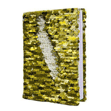 Custom Sequin Notebook - Monogram That