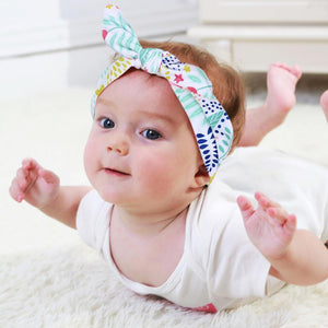 Custom Infant Headbands - Monogram That
