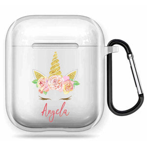 2020 Custom Unicorn Airpod Case - Monogram That
