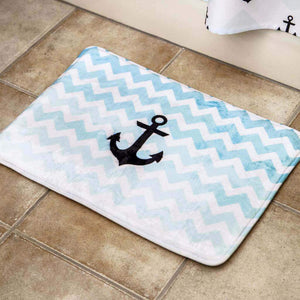 Custom Bath Mat - Monogram That