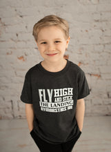 Fly High And Stick The Landing - Monogram That