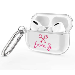 Custom Airpod Pro Case - Monogram That