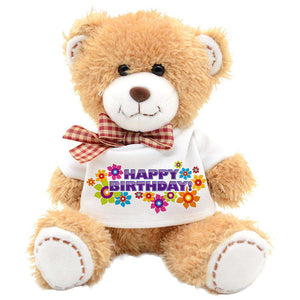 Custom Teddy Bear - Monogram That