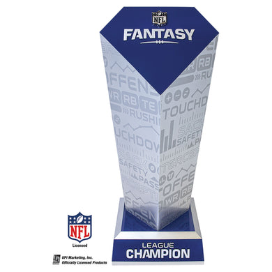 NFL Fantasy Football Trophy - Monogram That