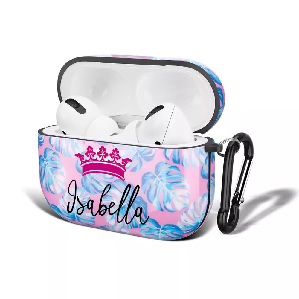 Custom Airpod Pro Case - Floral Limited Edition - Monogram That