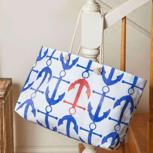 Custom Weekender Tote Bag - Monogram That
