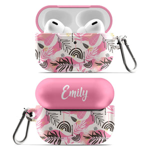 All Over Full Print Custom Airpod Pro Case - Monogram That