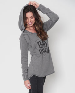 Bad Witch Tunic Sweater - Monogram That