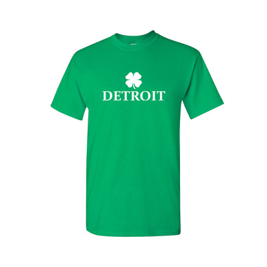 Detroit St. Patrick's Day Shirt - Monogram That