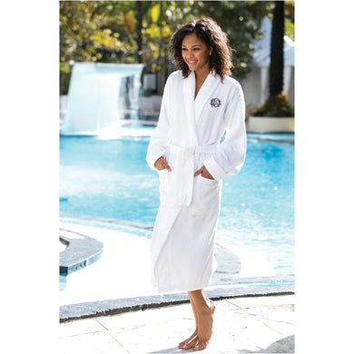 Monogram Terry Cloth Robe - Monogram That