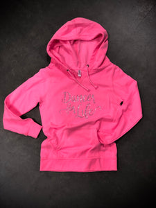 Dancer For Life Vnotch Hoodie - Monogram That