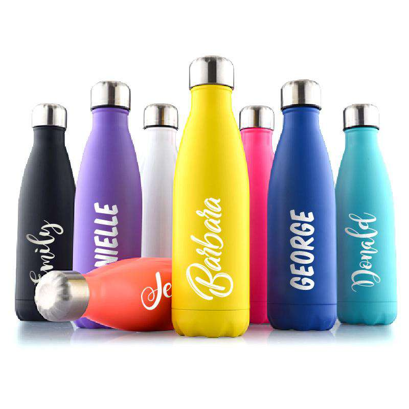Any Name Aluminum Bottle - Monogram That