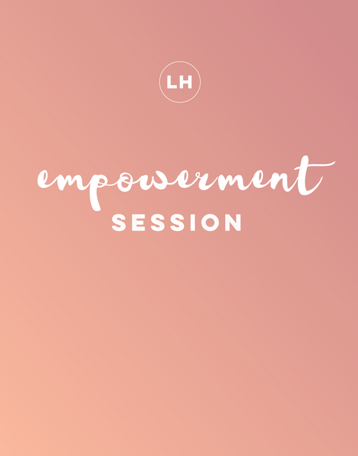 Empowerment Session - Lightwork