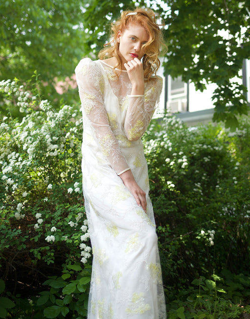 Beyond Ethereal Maxi Dress